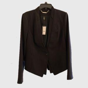 WHBM Double-Lapel Seasonless Jacket